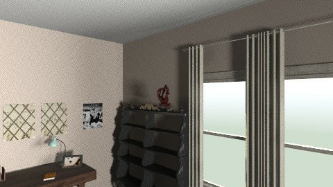Paris Room - Vintage - Bedroom  - by jas67angel