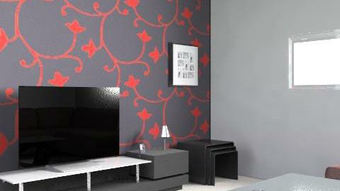 Living Room - Modern - Living room - by Rebecca Shorten