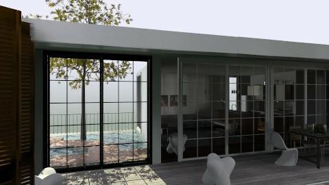 ECO ALDEA CACTUS - Glamour - Living room  - by domuseinterior