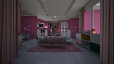 Quarto  kid - Kids room  - by Maria Helena_215