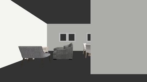 Galerie 808 - Living room  - by johnnylan