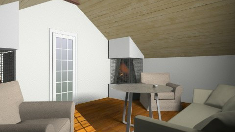 lake house living - Living room - by natedawg556