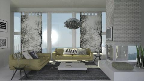 Danish - Modern - Living room - by ovchicha