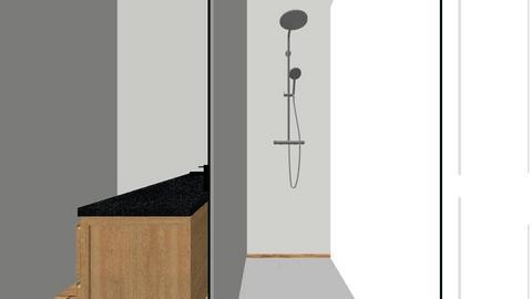 Badroom - Bathroom  - by karinvbrakel