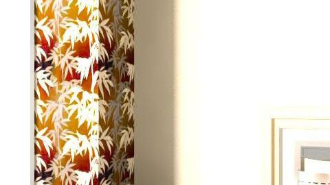 FLAT LIVING ROOM:) - Glamour - Living room  - by ASHLEI