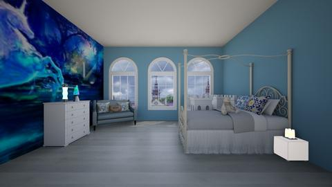 Fairytale bedroom Contest - Kids room  - by Feeny