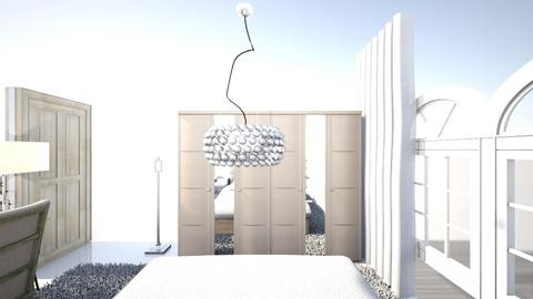 My room - Classic - Bedroom  - by sonjahietala