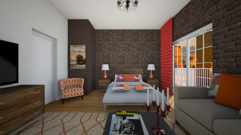 Sweet dreams - Modern - Bedroom  - by martinabb