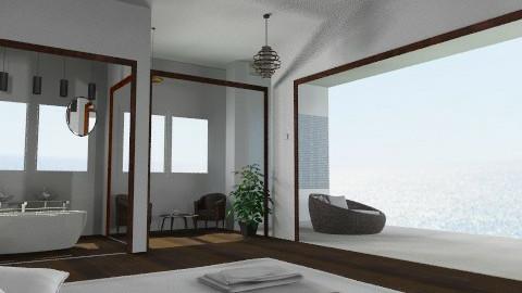 Sea - Modern - Bedroom  - by RueNation