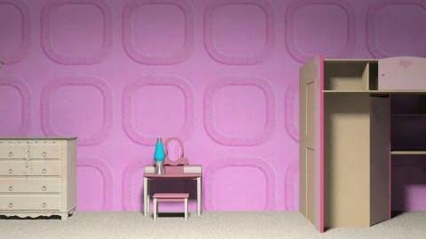 lyzzmckaydecorator - Glamour - Kids room  - by lyzzmckaydecorator