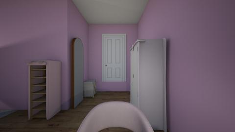 door - Classic - Bedroom  - by zazgel127