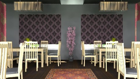 japanese restaurant3 - Eclectic - by dollymolly
