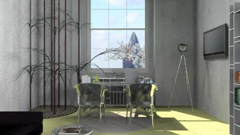 Travel agency - Modern - Office  - by ovchicha