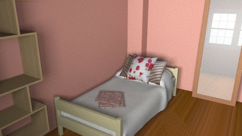 be - Feminine - Bedroom - by feastudpreschool