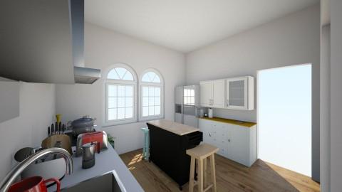 kuchnia - Classic - Kitchen  - by dlugasek8