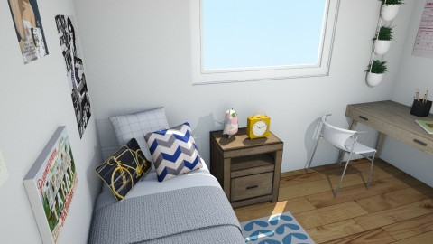 fsjnjed - Bedroom - by buttface1