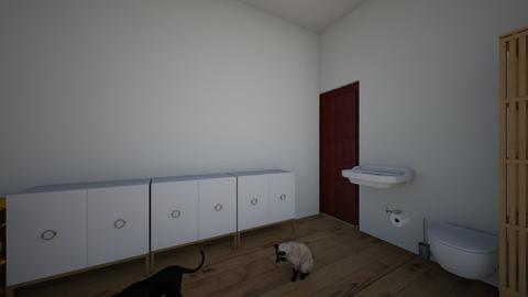 My room - Classic - Bedroom - by jbednar