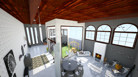 living 2 - Living room - by marcolino999
