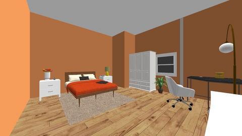 housing - Bedroom  - by Bugpug