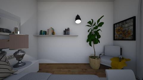 Jeff MBR4 - Bedroom - by Muthue