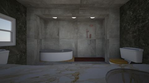 No Window - Bathroom - by fierceblade