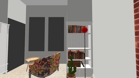 Snug - Living room  - by Alex Farhadpour