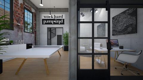 Industrial office - by Esko123