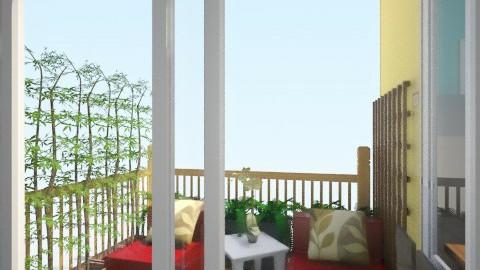 spark of Green 5 - Minimal - Living room  - by herjantofarhan