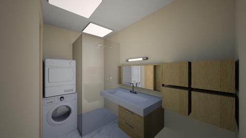 Vonios kambarys - Bathroom  - by JurgaVSRC