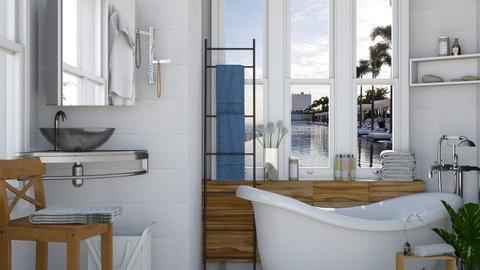Towel Off - Modern - Bathroom  - by Gurns