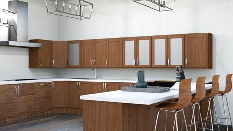 a kitchen that is bad - Modern - Kitchen  - by martinini
