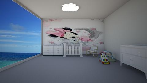 baby bedroom - Kids room  - by Grande93