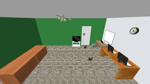 AV Room - Office  - by carter430