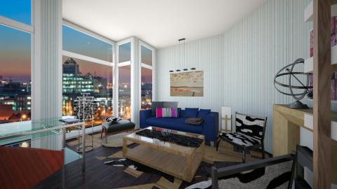 contest3 - Living room  - by marindekica22