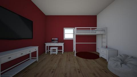 tommyinnit - Bedroom  - by tobyvelasco