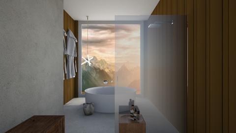 Bathroom - Modern - Bathroom  - by milk07Designs