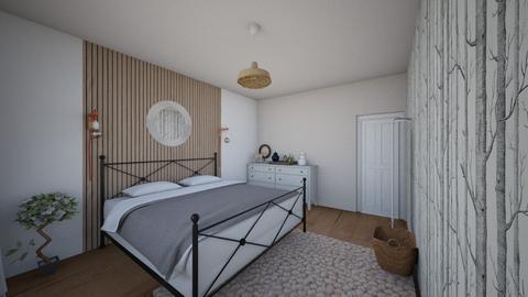 bedroom3 - Bedroom  - by alinahegedus88