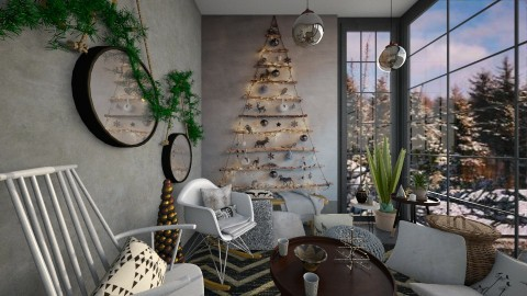 Hygge Christmas - Eclectic - by camilla_saurus