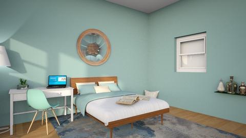 Remix_elliedesmith_snowyt - Bedroom - by SunshineAllie