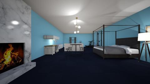 kamar keren - Bedroom  - by erliirose