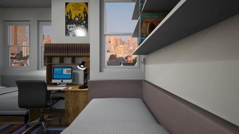 Room For Two 2 - Bedroom  - by SammyJPili
