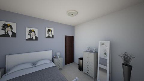 IVANNA NEW BEDROOM 2 - Modern - Bedroom - by Ivanna Ledezma