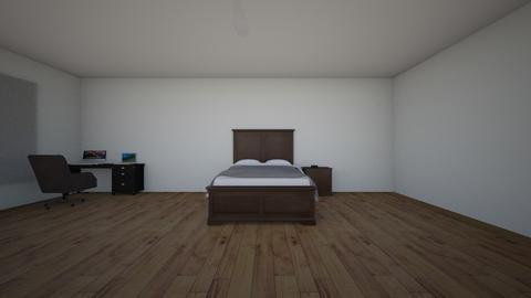 Project finished Graham - Bedroom  - by JadenL9