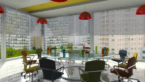 Conference room - Modern - Office  - by maribeiro