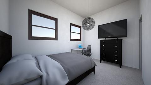 Part 1 - Modern - Bedroom  - by josebarberi