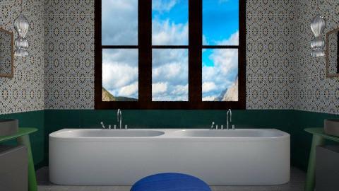 Boutique Status Bathroom - Modern - Bathroom  - by 3rdfloor