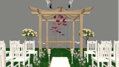casamento Re e Di - Classic - Garden  - by marilentz