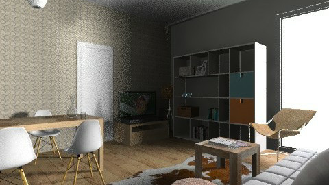 Small Apartment - Rustic - by decora88