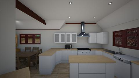Kitchen 001 - Kitchen  - by Robin4801