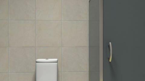 Bodrum Kat Banyo2 - Modern - Bathroom - by pelin1286